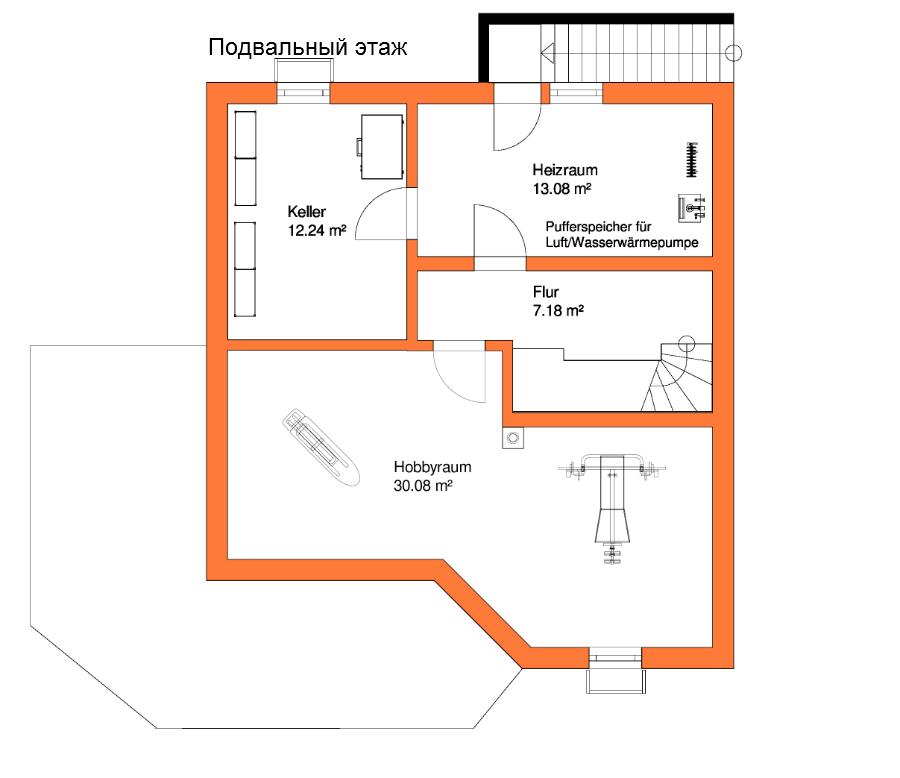 Фото №12 квартиры в Гармиш-Партенкирхен за 499.000 евро евро