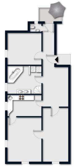 Фото №11 квартиры в Аугсбург за 295.000 евро евро