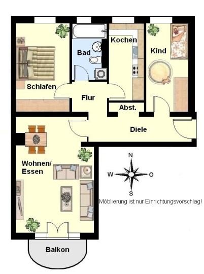 Фото №6 квартиры в Мюнхен за 480.000 евро евро